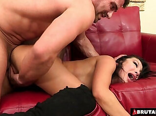 BrutalClips Naughty Asian cutie Gets Punished