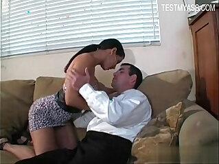 Big boobs dance