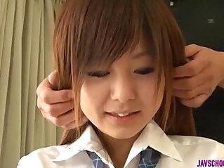 Miku Airi crazy schoolgirl Japanese porn special