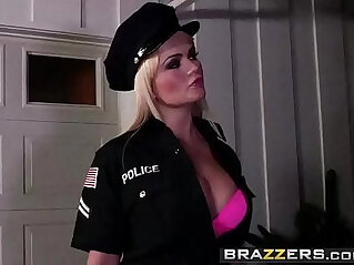 Big Tits In Uniform Alexis Ford Trick or Treat or Bukkake