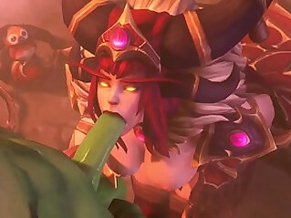 Fapzone Alexstrasza World of Warcraft