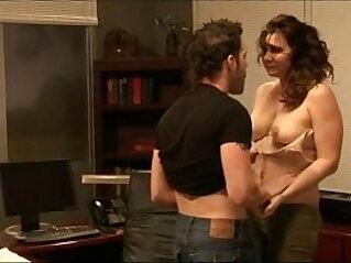 NICA NOELLE, RAYLENE in 3some