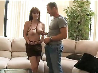 Blue eyes mature cheating with young guy