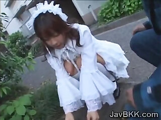 Innocent maid disgraced by older man