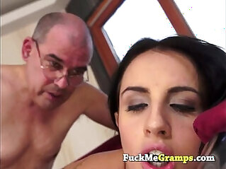 Suelee fucking grandpa Ben