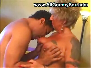 German Granny gets Fucked