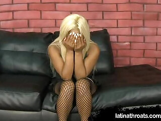 Latina Desiree Lopez Shows Her Tits And Pussy