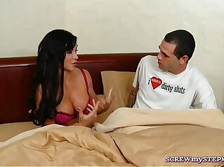 Step Son Wants To Fuck Step Mom