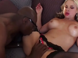 Busty cuckold MILF deeply banged by BBC insurance agent